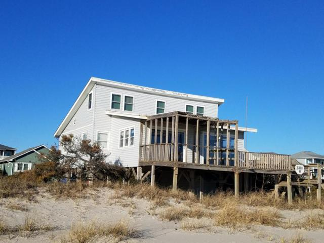 2301 W Beach Drive, Oak Island, NC 28465 (MLS #100112356) :: RE/MAX Essential