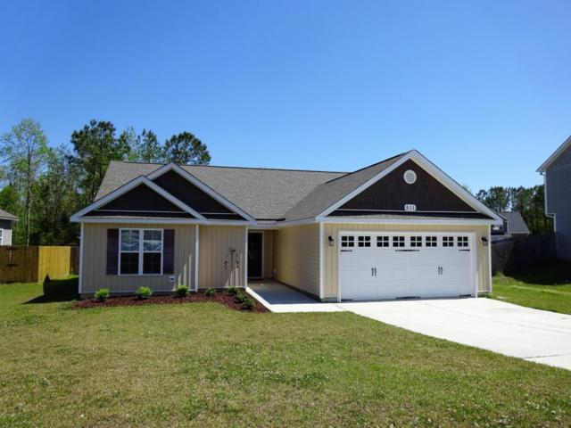511 Jasmine Lane, Jacksonville, NC 28546 (MLS #100112364) :: Century 21 Sweyer & Associates