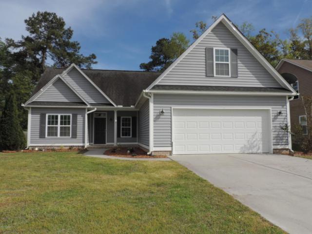 419 Satterfield Drive, New Bern, NC 28560 (MLS #100112366) :: RE/MAX Essential