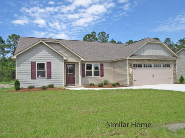 116 Sonia Drive, Hubert, NC 28539 (MLS #100112563) :: Harrison Dorn Realty