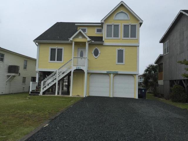 141 Swordfish Drive, Holden Beach, NC 28462 (MLS #100112568) :: Donna & Team New Bern