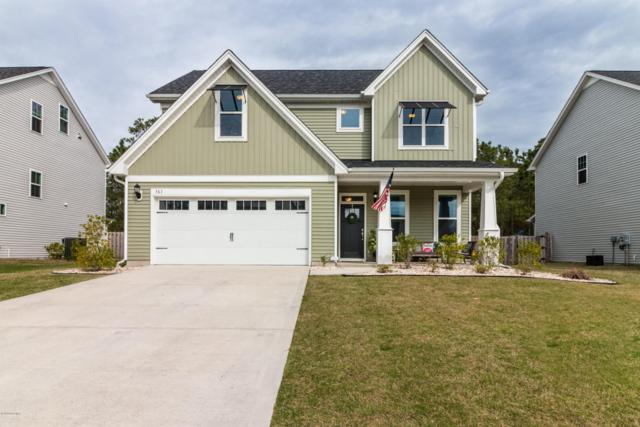 361 Belvedere Drive, Holly Ridge, NC 28445 (MLS #100112680) :: The Oceanaire Realty