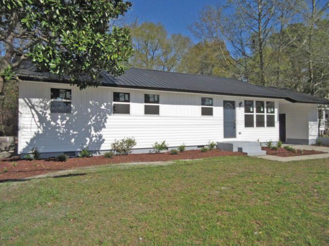 604 Henderson Drive, Jacksonville, NC 28540 (MLS #100113069) :: Coldwell Banker Sea Coast Advantage
