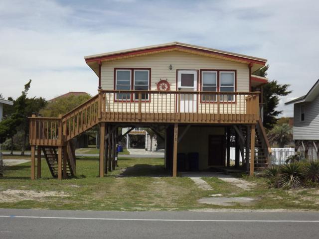 1618 E Beach Drive, Oak Island, NC 28465 (MLS #100113123) :: Century 21 Sweyer & Associates