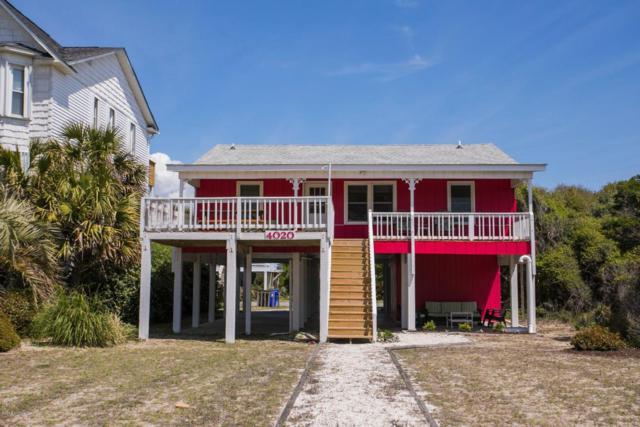 4020 E Beach Drive, Oak Island, NC 28465 (MLS #100113197) :: Century 21 Sweyer & Associates