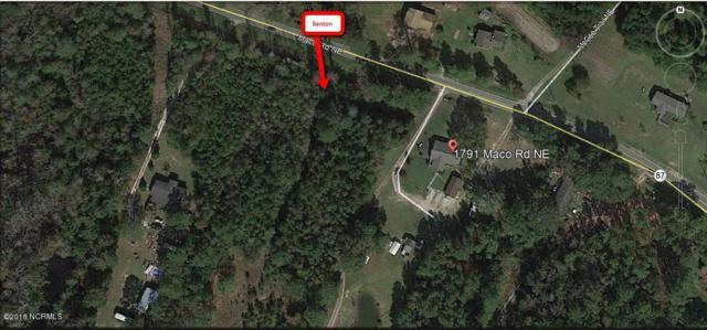 7.15 Ac Maco Road NE, Leland, NC 28451 (MLS #100113596) :: RE/MAX Essential