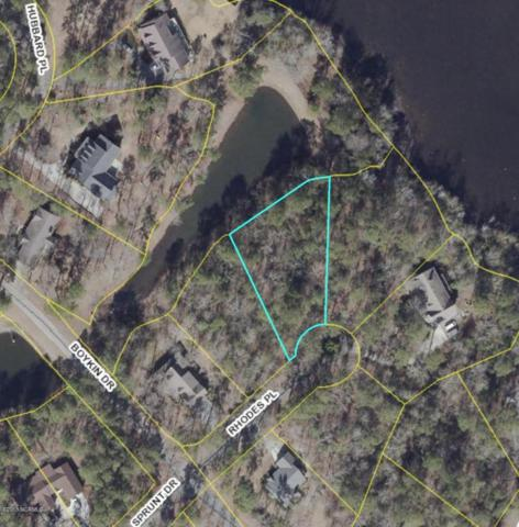 Lot 3 Rhodes Place, Clinton, NC 28328 (MLS #100113845) :: RE/MAX Essential