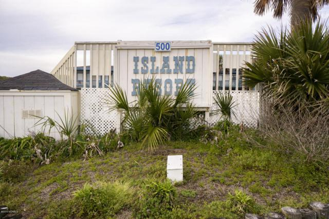 500 Ocean Drive, Oak Island, NC 28465 (MLS #100114094) :: Coldwell Banker Sea Coast Advantage