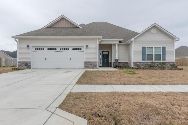 402 Pewter Court, Jacksonville, NC 28546 (MLS #100114102) :: RE/MAX Elite Realty Group