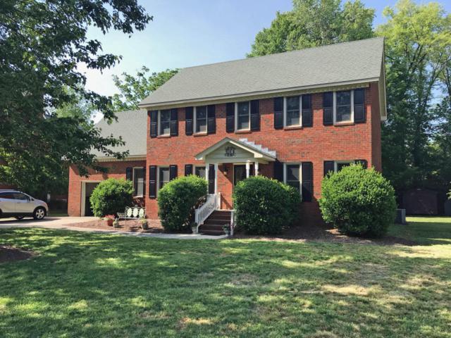 1707 Woodwind Drive, Greenville, NC 27858 (MLS #100114263) :: Century 21 Sweyer & Associates
