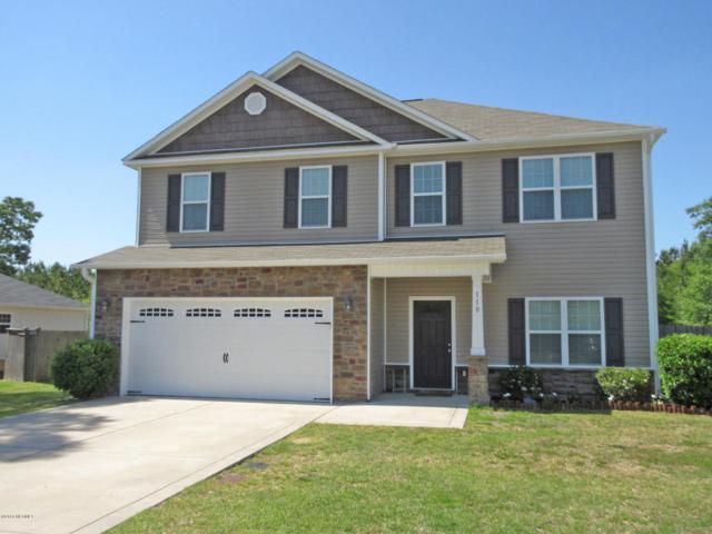 110 Braeburn Boulevard, Richlands, NC 28574 (MLS #100114269) :: Coldwell Banker Sea Coast Advantage