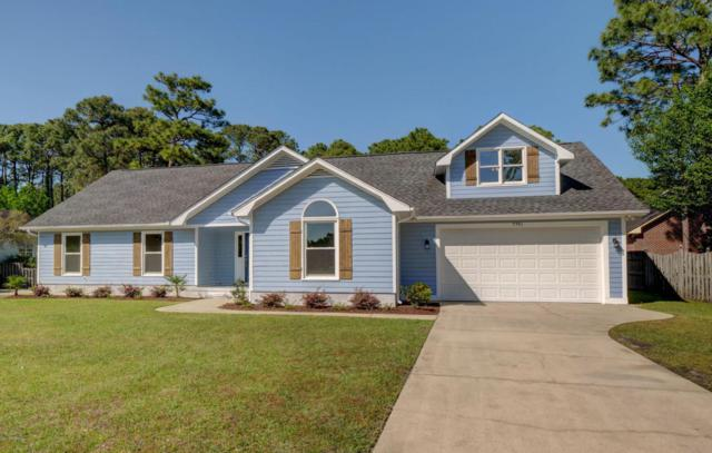 5501 Dawning Creek Way, Wilmington, NC 28409 (MLS #100114274) :: Century 21 Sweyer & Associates