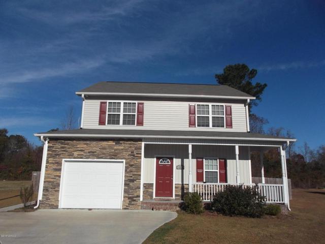125 Walnut Hills Drive, Richlands, NC 28574 (MLS #100114359) :: Harrison Dorn Realty