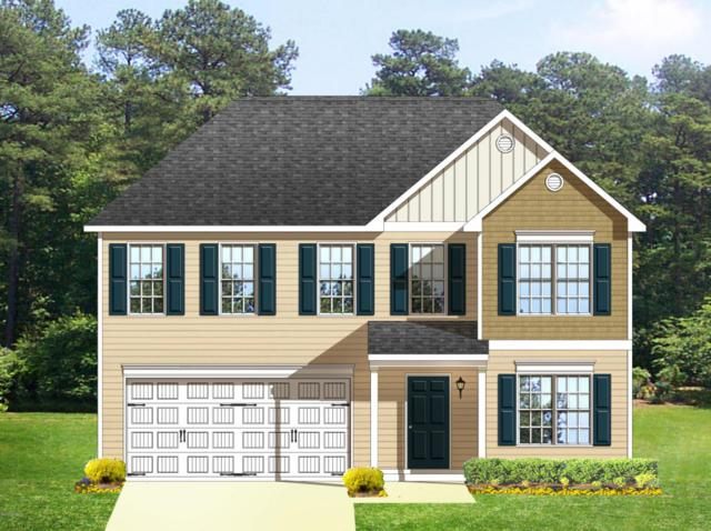160 Fort Charles Drive NW, Supply, NC 28462 (MLS #100114388) :: Harrison Dorn Realty