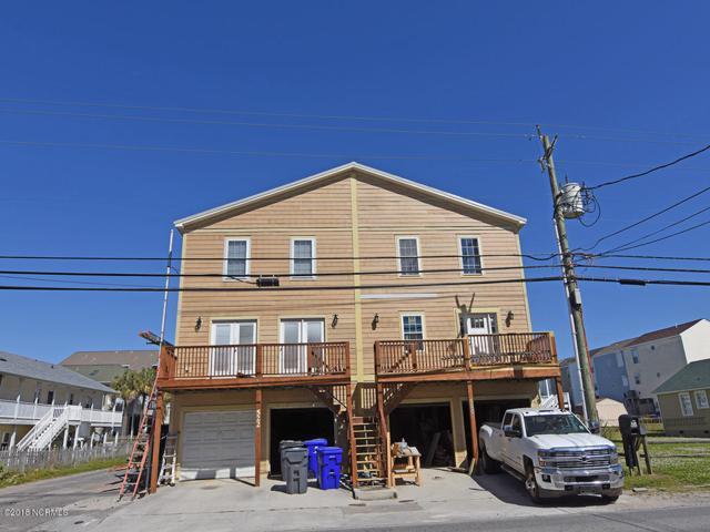 520 Canal Drive, Carolina Beach, NC 28428 (MLS #100114502) :: Coldwell Banker Sea Coast Advantage