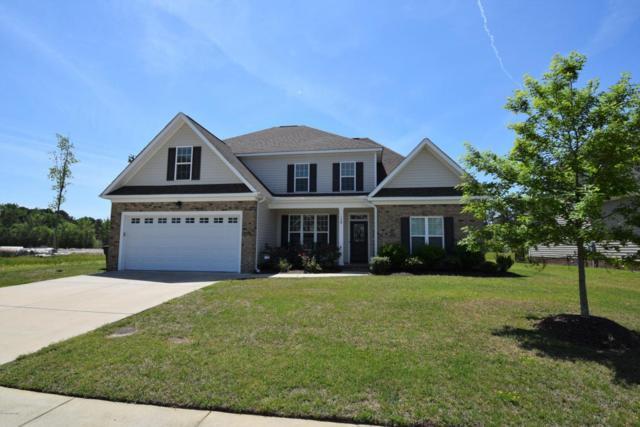 739 Megan Drive, Greenville, NC 27834 (MLS #100114503) :: Century 21 Sweyer & Associates