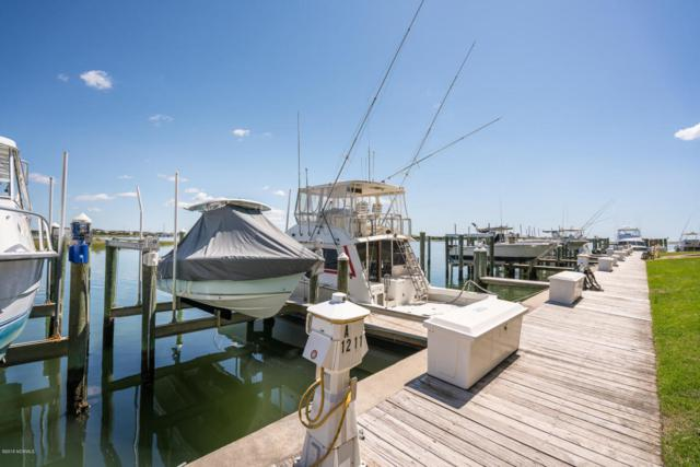 100 Olde Towne Yacht Club A-11, Beaufort, NC 28516 (MLS #100114664) :: The Oceanaire Realty