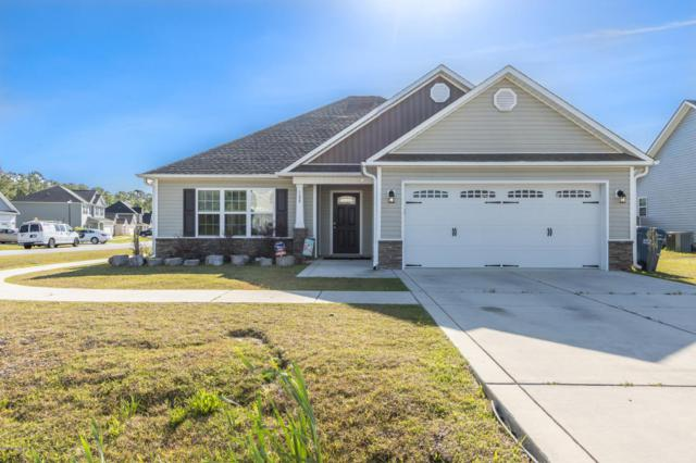 180 Moonstone Court, Jacksonville, NC 28546 (MLS #100114931) :: RE/MAX Elite Realty Group