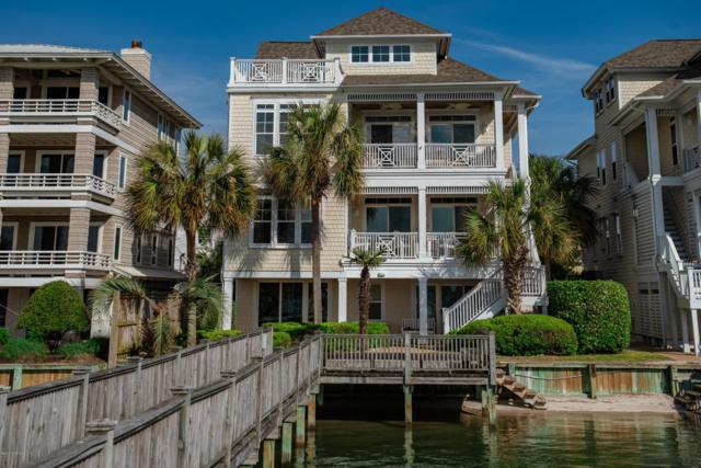 16 Channel Avenue B, Wrightsville Beach, NC 28480 (MLS #100115029) :: Coldwell Banker Sea Coast Advantage