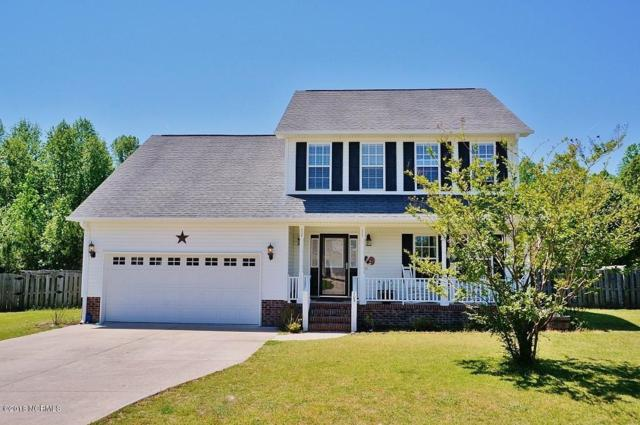 105 Deer Crossing Road, Jacksonville, NC 28540 (MLS #100115080) :: Coldwell Banker Sea Coast Advantage
