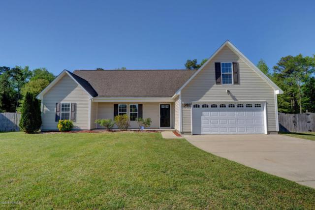 309 Boss Court, Richlands, NC 28574 (MLS #100115138) :: Berkshire Hathaway HomeServices Prime Properties