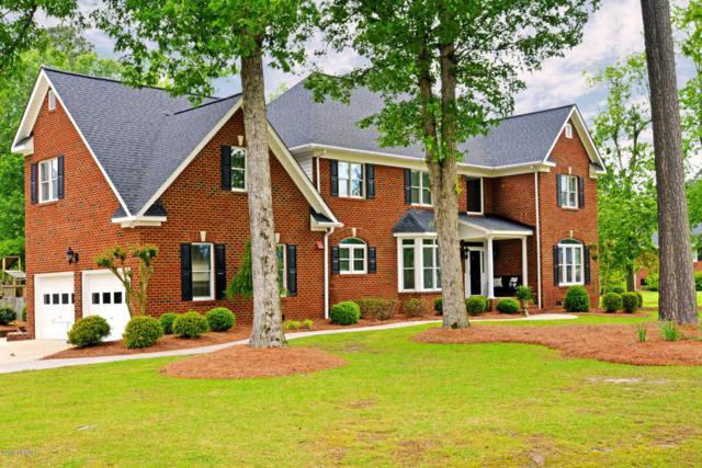 1446 Saddlewood Drive Drive, Greenville, NC 27858 (MLS #100115186) :: Harrison Dorn Realty