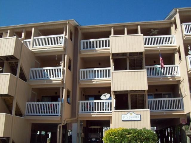 1600 Canal Drive A13, Carolina Beach, NC 28428 (MLS #100115224) :: Courtney Carter Homes