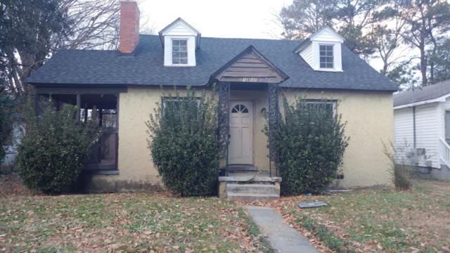 1317 Carolina Street E, Wilson, NC 27893 (MLS #100115244) :: Coldwell Banker Sea Coast Advantage