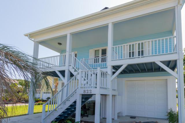 822 Cutter Court, Kure Beach, NC 28449 (MLS #100115390) :: RE/MAX Essential