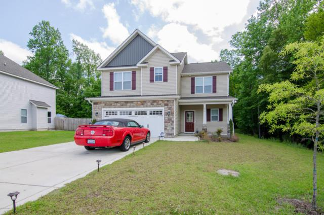 217 Pennington Street, Jacksonville, NC 28540 (MLS #100115616) :: Courtney Carter Homes