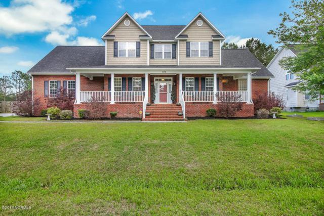 146 Avon Drive, Hubert, NC 28539 (MLS #100115648) :: Courtney Carter Homes