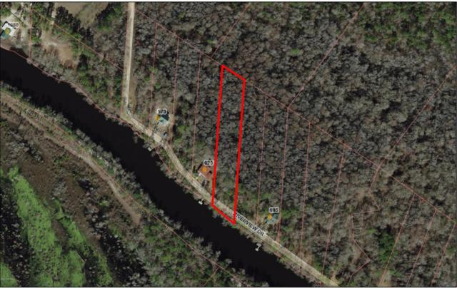 Lot 5 Riverview Drive, Burgaw, NC 28425 (MLS #100115967) :: Berkshire Hathaway HomeServices Prime Properties