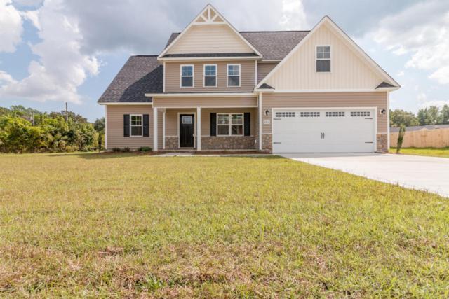 139 Laredo Drive Lot 15, Jacksonville, NC 28540 (MLS #100116007) :: Century 21 Sweyer & Associates