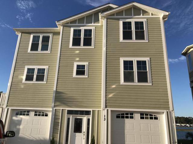 13 Old Marina Drive, Ocean Isle Beach, NC 28469 (MLS #100116047) :: Century 21 Sweyer & Associates