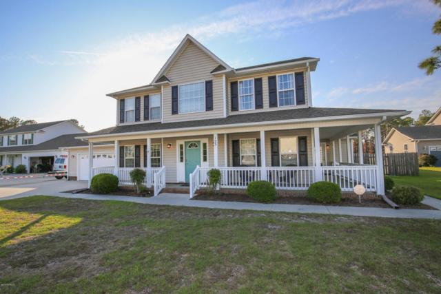 123 Tifton Circle, Cape Carteret, NC 28584 (MLS #100116052) :: Courtney Carter Homes