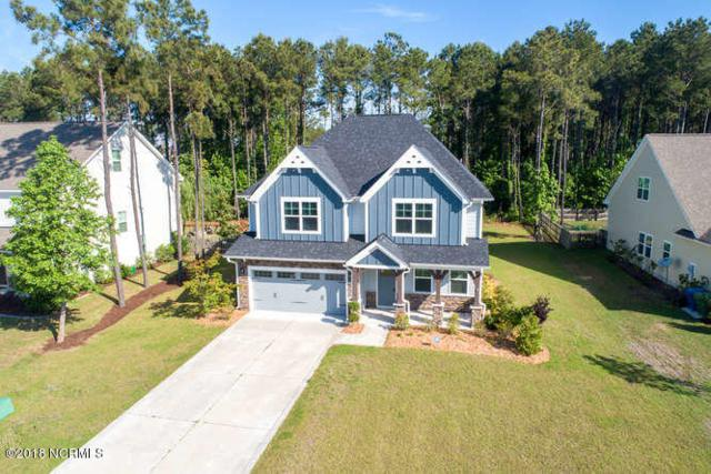 409 Canvasback Lane, Sneads Ferry, NC 28460 (MLS #100116118) :: The Oceanaire Realty