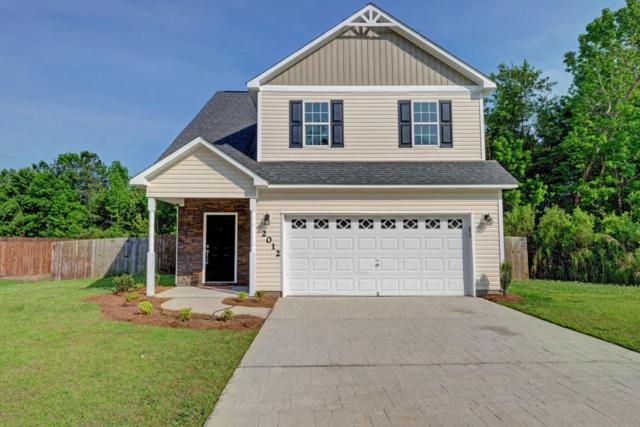 2012 W T Whitehead Drive, Jacksonville, NC 28546 (MLS #100116152) :: RE/MAX Elite Realty Group