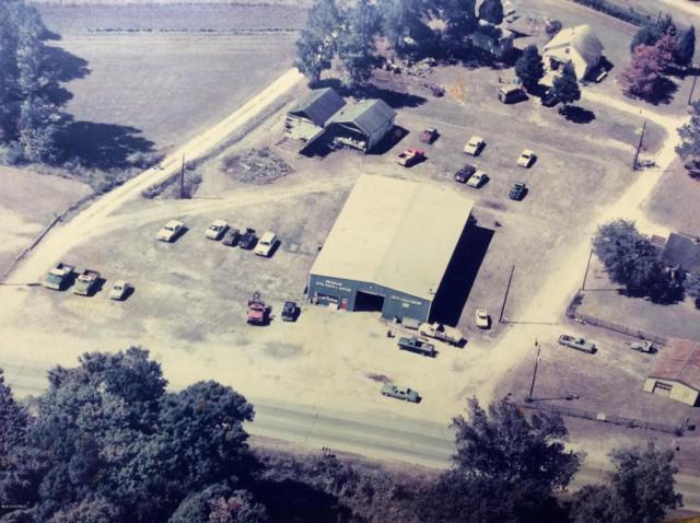 7581 New Bern Highway, Maysville, NC 28555 (MLS #100116234) :: Courtney Carter Homes