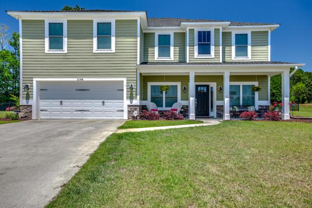 2148 Stonecrest Drive NW, Calabash, NC 28467 (MLS #100116306) :: The Keith Beatty Team