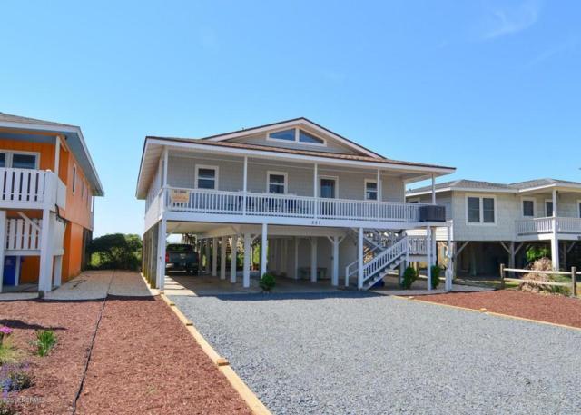 551 Ocean Boulevard W, Holden Beach, NC 28462 (MLS #100116321) :: Harrison Dorn Realty