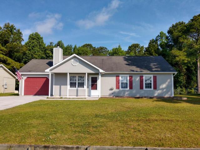127 Glenwood Drive, Hubert, NC 28539 (MLS #100116360) :: Terri Alphin Smith & Co.