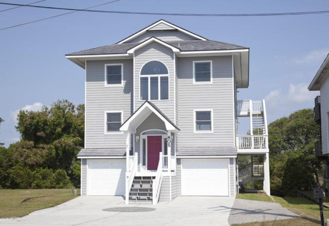805 S Topsail Drive, Surf City, NC 28445 (MLS #100116392) :: Courtney Carter Homes