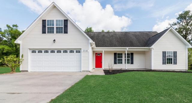 316 Otter Creek Court, Richlands, NC 28574 (MLS #100116401) :: Courtney Carter Homes
