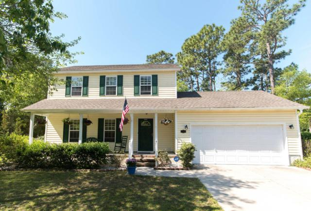 250 Star Hill Drive, Cape Carteret, NC 28584 (MLS #100116414) :: The Keith Beatty Team