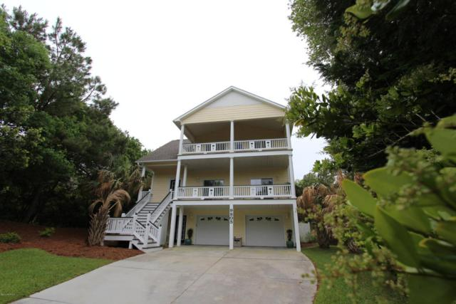 9805 Outrigger Court, Emerald Isle, NC 28594 (MLS #100116423) :: The Oceanaire Realty