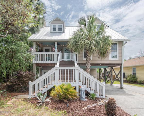924 Tidewater Lane, Carolina Beach, NC 28428 (MLS #100116486) :: Century 21 Sweyer & Associates