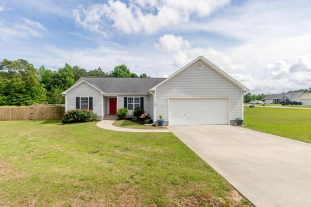 142 Harmony Way, Richlands, NC 28574 (MLS #100116499) :: Courtney Carter Homes