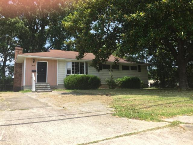 911 Barn Street, Jacksonville, NC 28540 (MLS #100116519) :: RE/MAX Essential