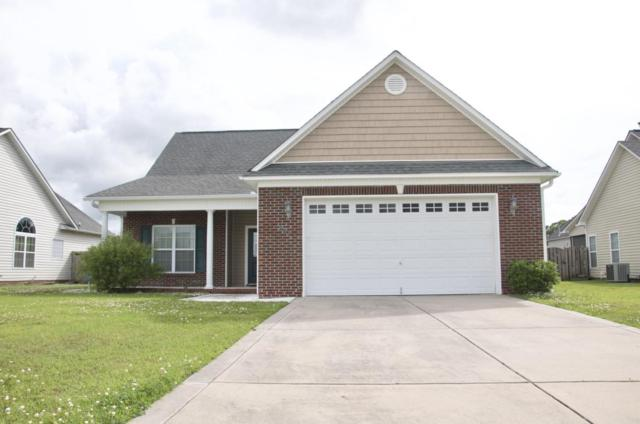 201 Weatherford Drive, Jacksonville, NC 28540 (MLS #100116527) :: Courtney Carter Homes