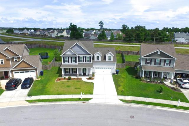 106 Lincolnton Court, Jacksonville, NC 28540 (MLS #100116550) :: Courtney Carter Homes